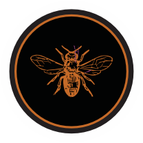 Salt Spring Shine Bee Icon